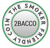 Логотип 2BACCO Coin