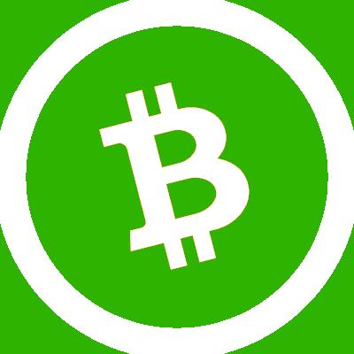 Логотип Биткоин Кэш