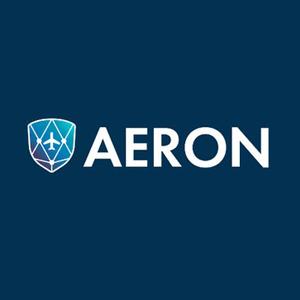 Логотип Аэрон