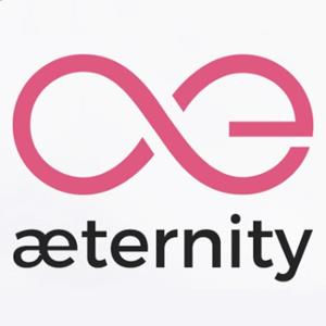 Логотип Aeternity