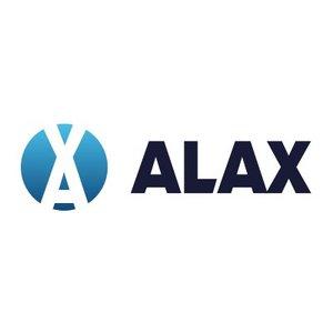 Логотип ALAX