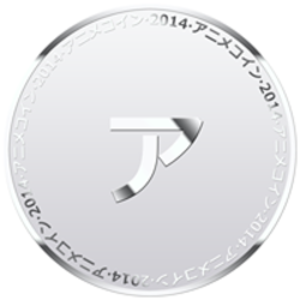 Логотип Animecoin