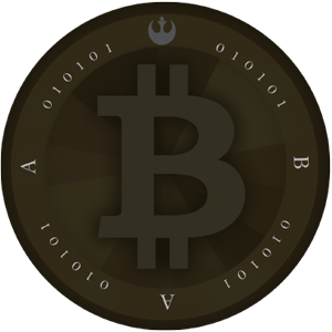 Логотип Anti Bitcoin