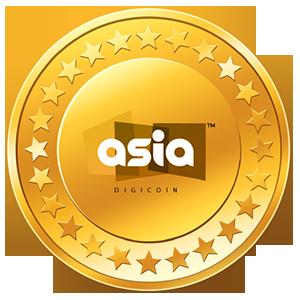Логотип Asiadigicoin
