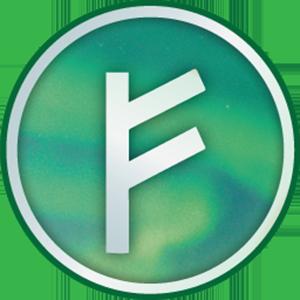 Логотип Aurora Coin