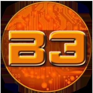 Логотип B3 Coin