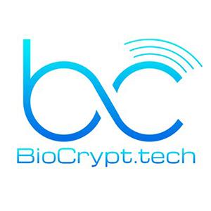 Логотип BioCrypt