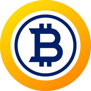 logo Bitcoin Gold