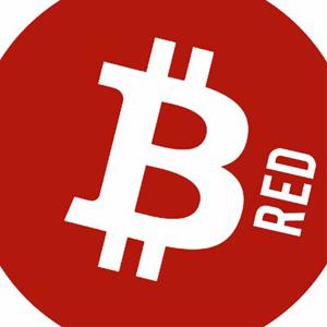 logo Bitcoin Red