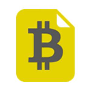 Логотип BitcoinFile