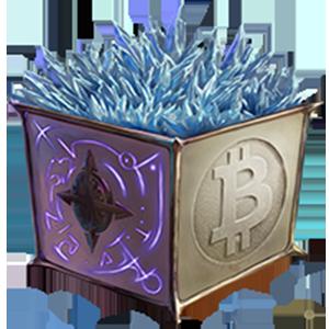 Логотип BitCrystals