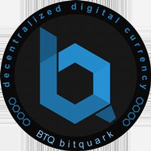 Логотип BitQuark
