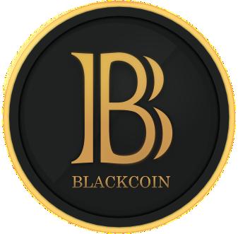Логотип БлэкКоин