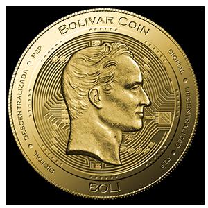 Логотип BolivarCoin
