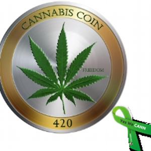 logo CannabisCoin