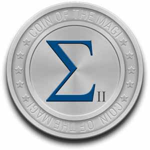 Логотип Coin Magi