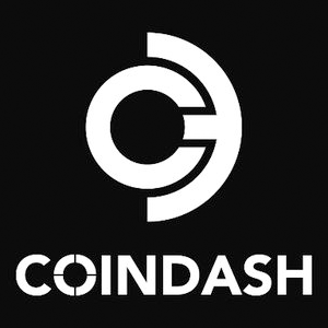 Логотип CoinDash