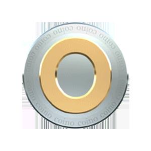 Логотип Coino