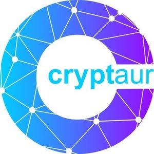 Логотип Cryptaur