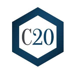 Логотип Crypto20