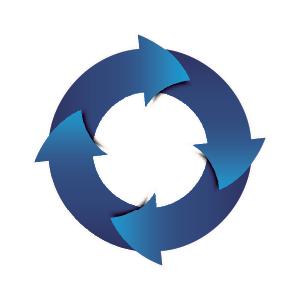 Логотип Криптонекс