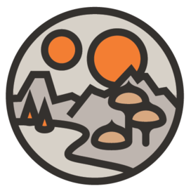 Логотип Decentraland