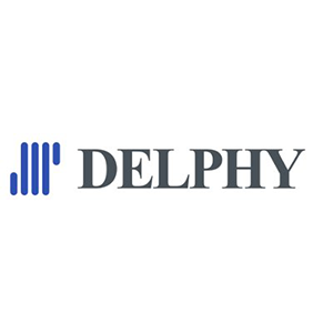 Логотип Delphy