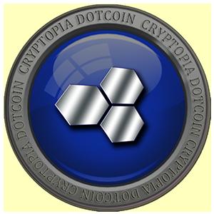Логотип Dotcoin