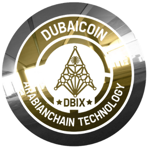 Логотип ДубайКоин