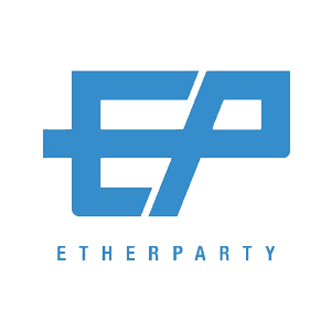 Логотип Etherparty