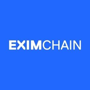 Логотип Eximchain