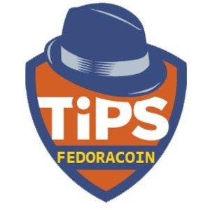 Логотип FedoraCoin