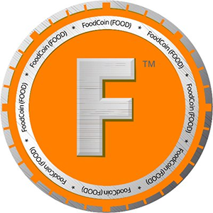 Логотип Фудкоин