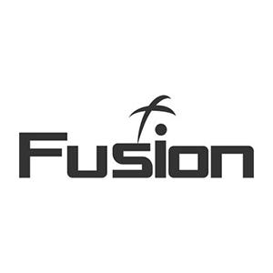 Логотип Фьюжен