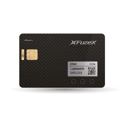 Логотип FuzeX
