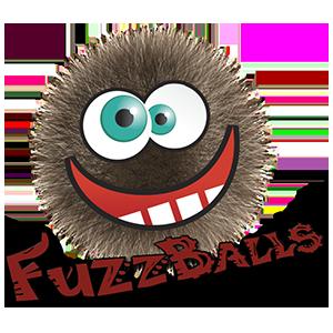 Логотип Fuzzballs