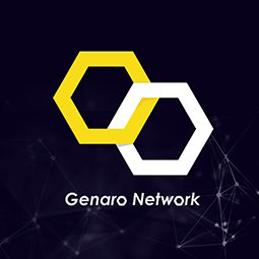 Логотип Genaro Network