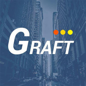 Логотип Graft Blockchain