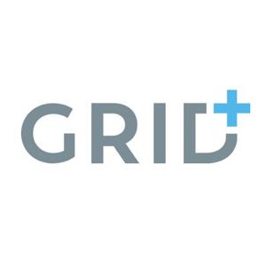 Логотип Grid+
