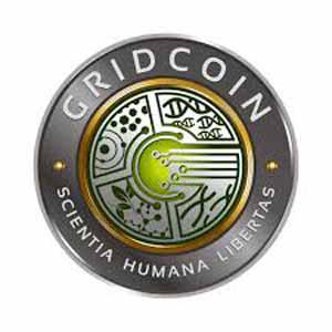 Логотип ГридКоин