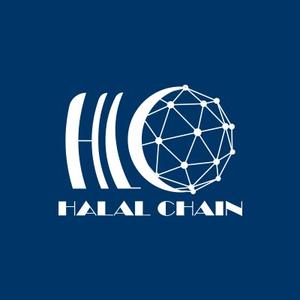 Логотип Halal-Chain