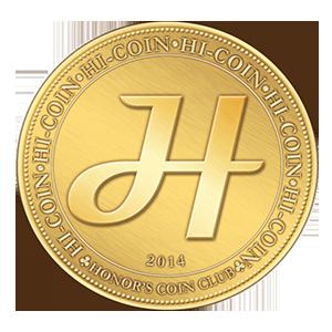 Логотип HiCoin