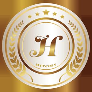 Логотип Hitcoin