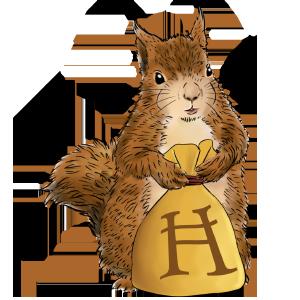 Логотип Ходлкоин