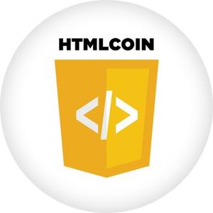 Логотип Хтмлкоин