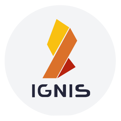 Логотип Игнис