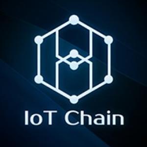 Логотип ИоТ Чейн