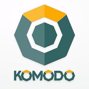 Логотип Комодо