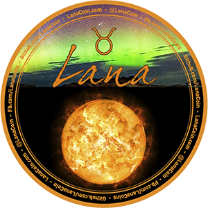 Логотип LanaCoin