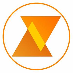 Логотип Leverj